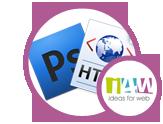 PSD to HTML/WORDPRESS